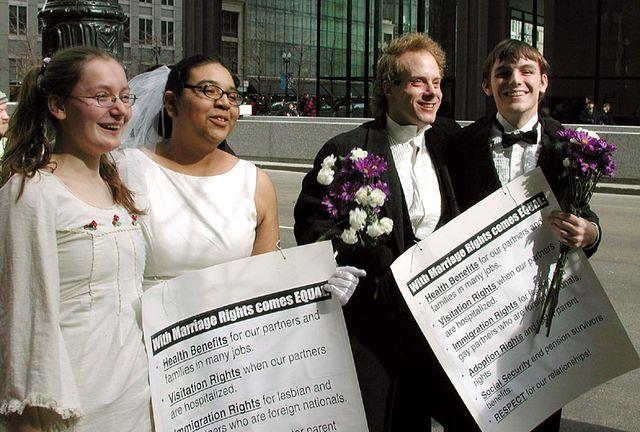 Gay Marriage courtesy CA Gay Marriage