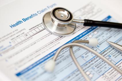 Health benefits claim photo by 123light via iStock