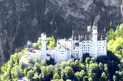 Castle Neuschwanstein via European Castle Tours