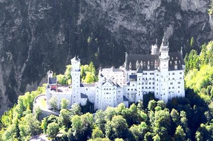 Castle Neuschwanstein via European Castle Tours