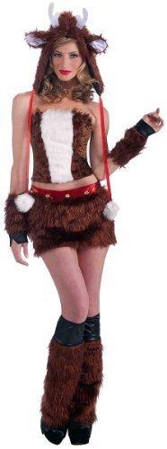 Vixen sexy reindeer costume via Toynk Toys-Amazon