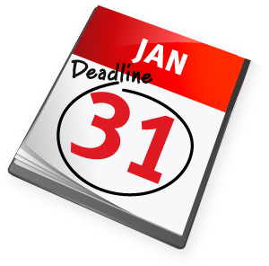 January 31 IRA rollover to charity deadline