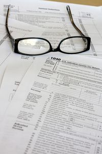 Tax forms by MoneyBlogNewz via Flickr Creative Commons