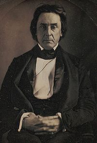 David_Rice_Atchison_by_Mathew_Brady_March_1849 via Wikimedia-Commons; Click for more info