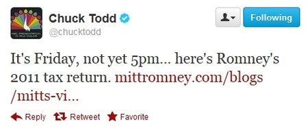 Romney 2011 return_Twitter_@chucktodd