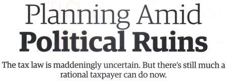 Planning amid political ruins_Forbes Oct 2010