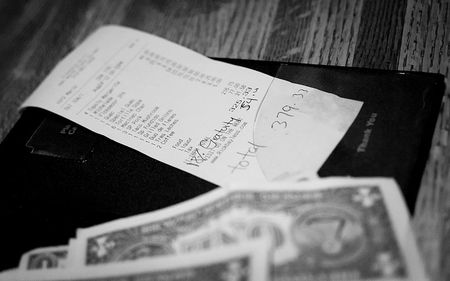 Automatic gratuity tip by vxla via Flickr Creative Commons