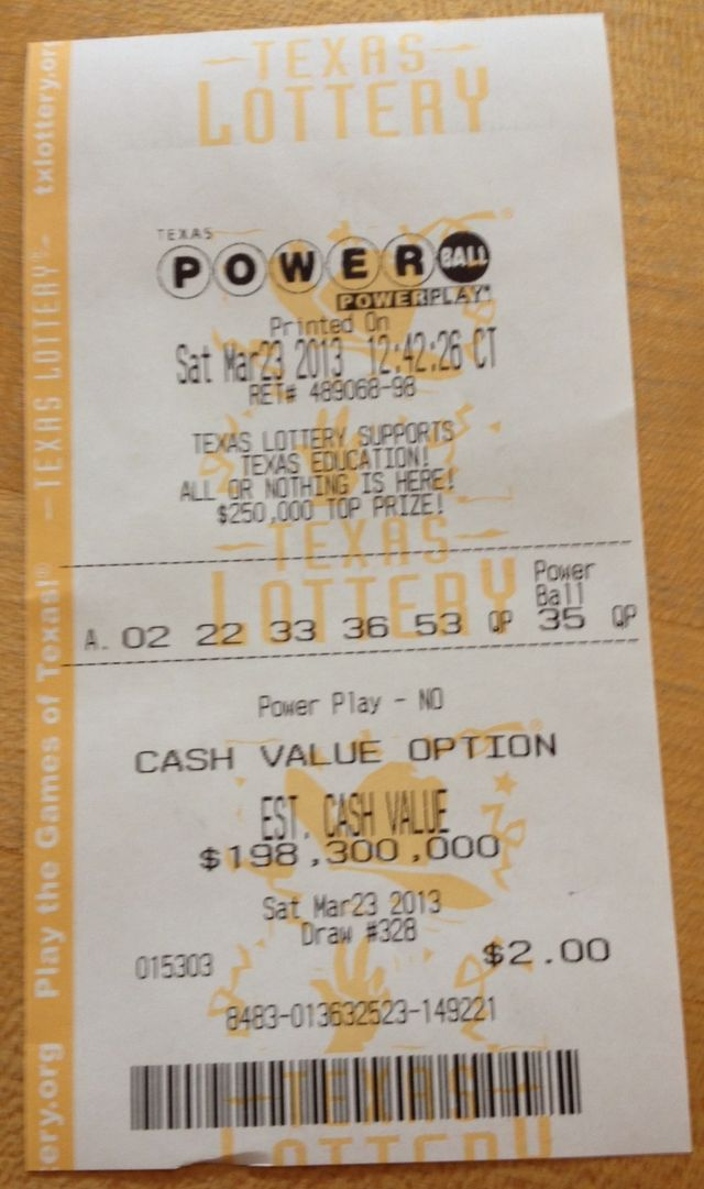 Winning_I hope_powerball ticket 032313