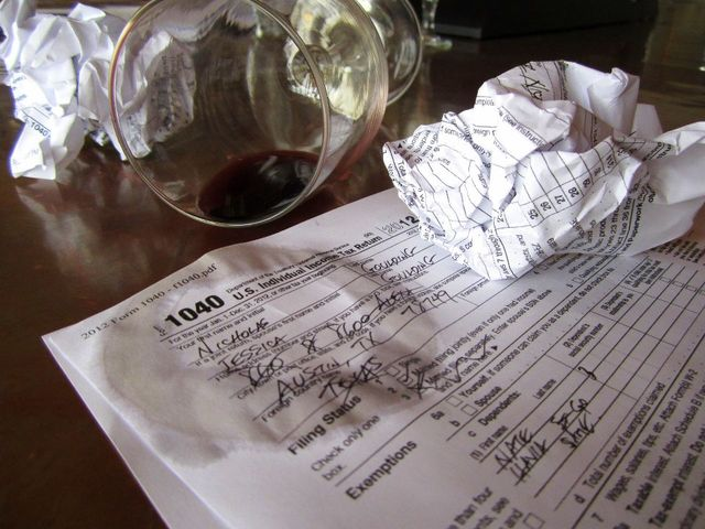 Tax time wine; click image for details, location