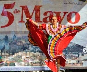 Cinco de Mayo dancer; click image for more holiday facts from HLN