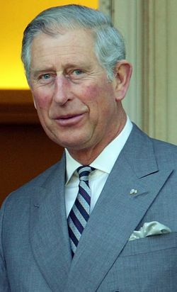 Prince Charles via Wikimedia Commons 2011