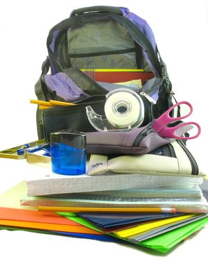 School-supplies-backpack-etc