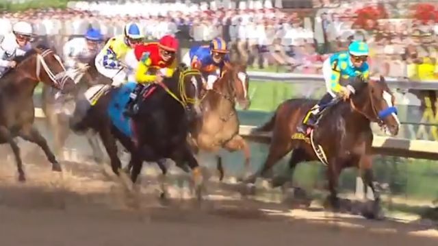 Running for the Roses at Kentucky Derby