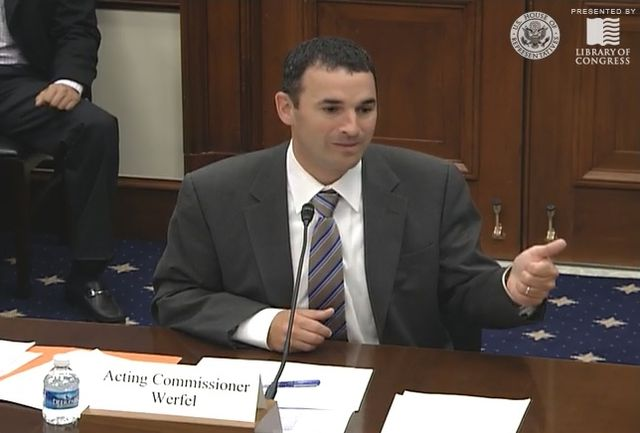 IRS Daniel Werfel before House Small Business Committee 071713