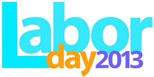 Labor Day 2013 Department of Labor logo