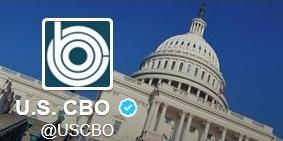 CBO logo on Twitter