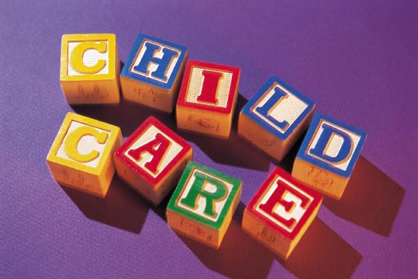 Child care wooden blocks