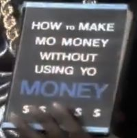 Living Color Mo Money seminar