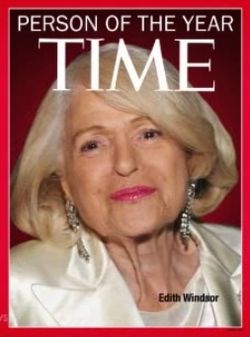 Edith Windsor is Time Person of the Year finalist courtesy NBC News