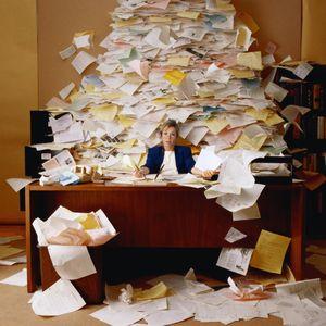 Unorganized-mess