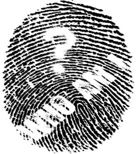 Identity theft fingerprint