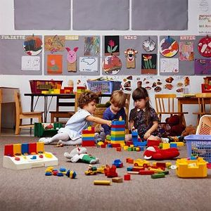 Young kids in daycare MyToddlerLink
