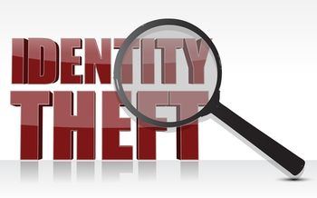 Identity-theft-text-magnifying-glass