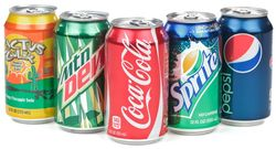Canned sodas_iStock_000017276846Small