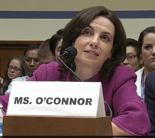 White House attorney Jennifer O'Connor at House Oversight hearing June 24 2014