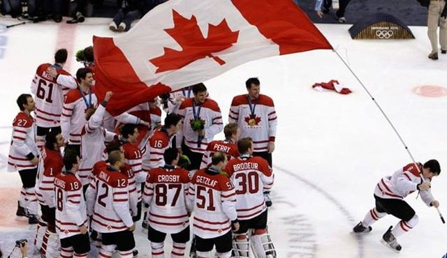Canada takes gold in 2012 mens hockey