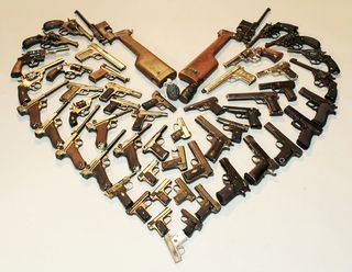 Gun love courtesy Girls Just Want to Have Guns
