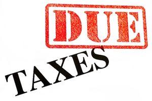 Taxes-due