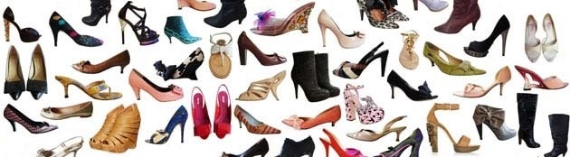 Shoe collection courtesy Shoepper Woman