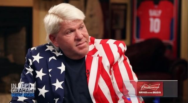 PGA Tour pro golfer John Daly talks about his millions in gambling losses with Yahoo Sports