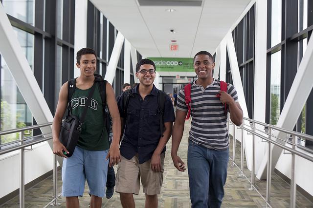 Back on college campus_College of DuPage Glen Ellyn_Flickr