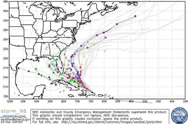 August 23 2014_storm_96_potential tracks_SFWMD