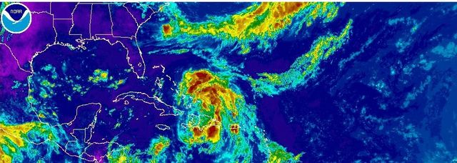 NWS-NHC satellite image of storm 96-Cristobal Aug 23 2014