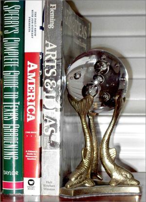 Kay Bell personal crystal ball