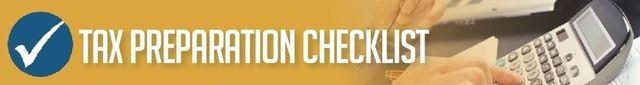 Tax Preparation Checklist2