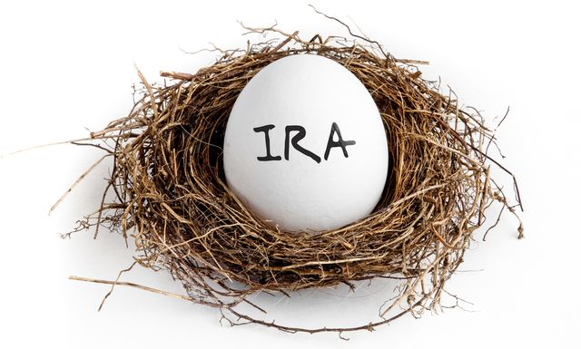 IRA nest egg retirement