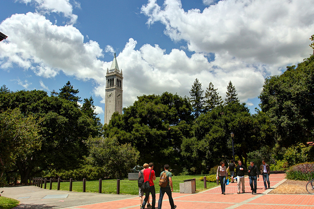 Scenes from UC Berkeley 2012 by John Morgan Flickr Creative Commons