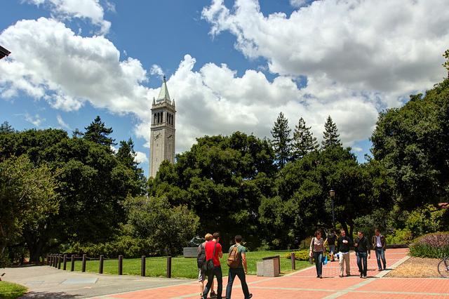 Scenes from UC Berkeley 2012 by John Morgan Flickr Creative Commons