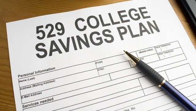 529 plan college savings account application