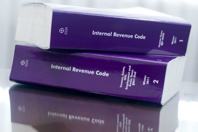 Tax code two volumes