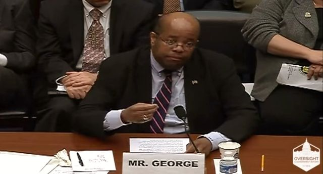 TIGTA J Russell George at House Oversight Lerner email hearing 062515