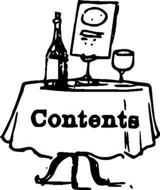 Table of contents clip art_via clker