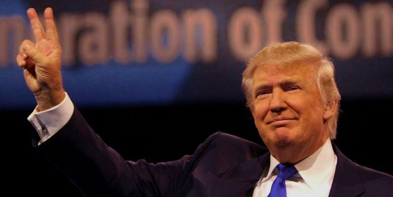 Donald Trump campaign website banner_horizontal crop