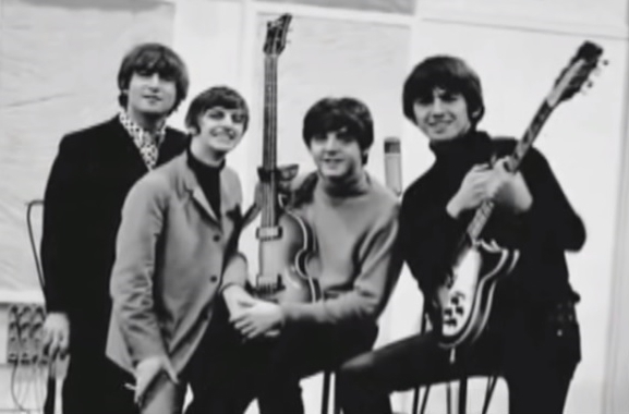 The Beatles 8 Days a Week YouTube video