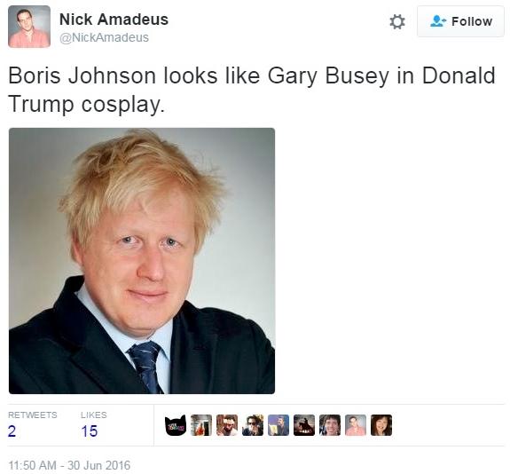 Boris Johnson_from Twitter post by Nick Amadeus