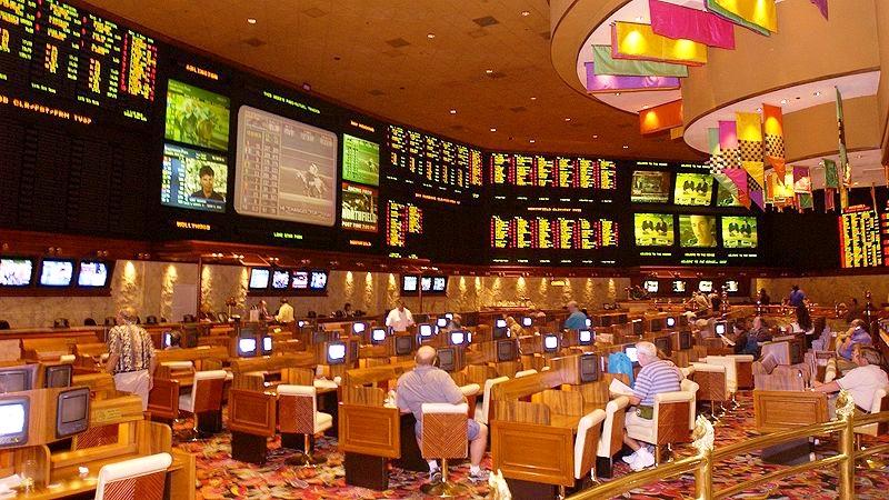 Las-Vegas-Strip-Sportsbook